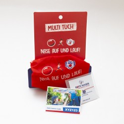 ROTE NASEN LAUF Package